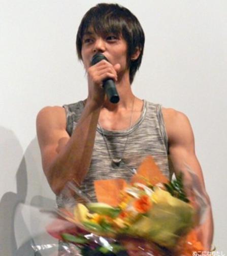 窪田正孝 筋肉