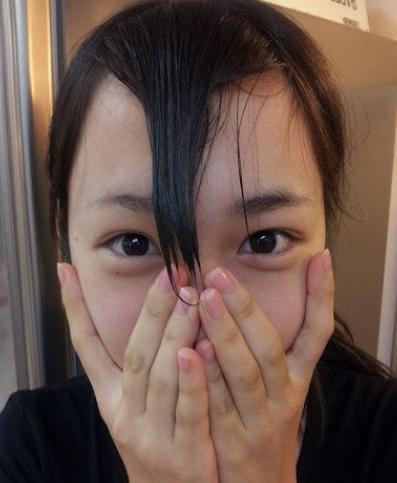 川栄李奈 すっぴん