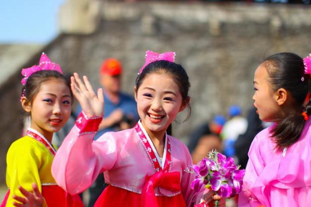 北朝鮮 旅行
