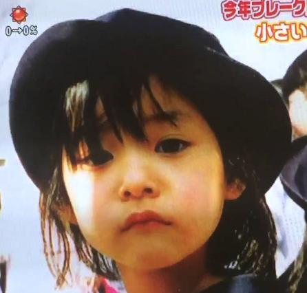新木優子 幼少期
