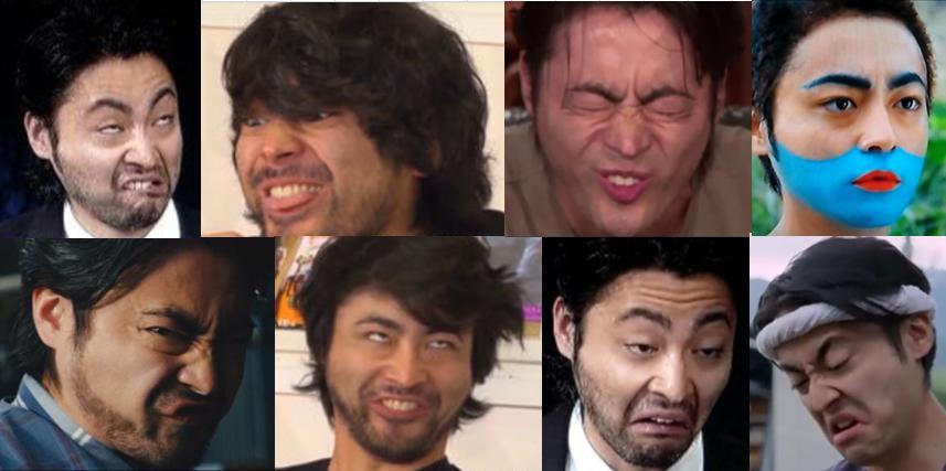 山田孝之 変顔