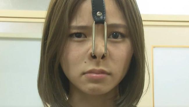 朝日奈央 鼻の穴