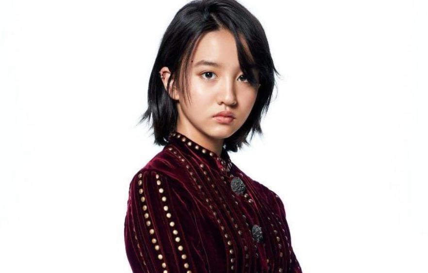 Koki モデルデビュー