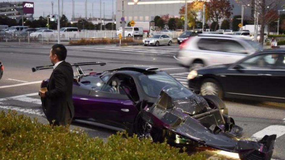 前澤友作 車 事故