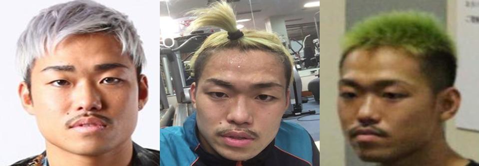 芦澤竜誠 髪型