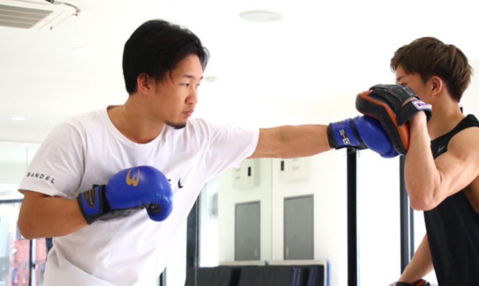 朝倉未来 トレーニング